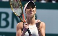 Свитолина одержала феерическую победу на турнире Open de Caen (видео)