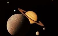 Межпланетная станция Cassini передала самые четкие снимки Реи —  луны Сатурна