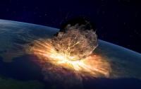 В Канаде упал огромный метеорит (видео)