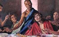 Иисус Христос стал чернокожим