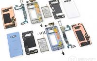 iFixit оценили сложность разборки смартфонов Samsung Galaxy S10 и S10e
