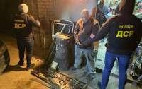 Правоохранители задержали уроженца Тбилиси за хранение арсенала оружия