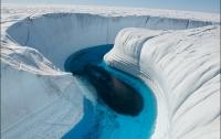 В Гренландии нашли еще один «Большой Каньон»