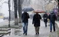 Спрогнозовано дату першого снігу в Україні