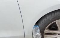 Бутылка в колесе машины: новая уловка угонщиков