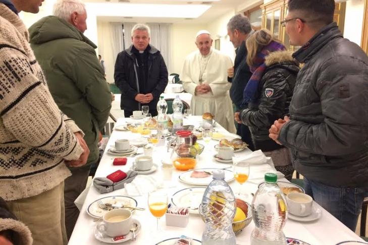 Путин ипапа Франциск обсудили защиту христиан взоне конфликтов