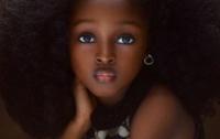СМИ: Пятилетняя нигерийка названа самой красивой девочкой в мире