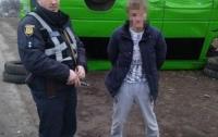 Пьяный мужчина угнал маршрутку и попал в ДТП