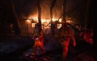 Пожары в Калифорнии: появилась новая угроза