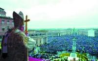 Бенедикт XVI вернулся в Ватикан