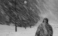 Из-за снегопадов и дождей в США погибли три человека (видео)