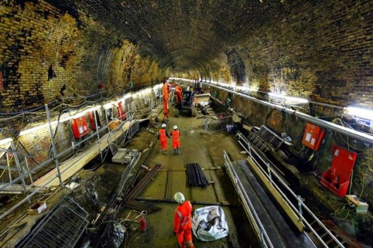 Маск продемонстрировал  видео высокоскоростного  туннеля под Лос-Анджелесом