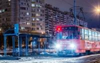 Новогодняя ночь: в Киеве общественный транспорт будет ездить дольше