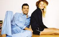 Украинки сшили мужчинам пижамы для выхода в свет