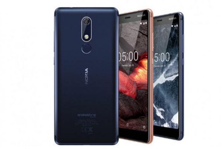 Анонсирован компактный бюджетный смартфон Nokia 3.1