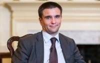 Украина не отрезала Крым от воды, это сделала Россия, - Климкин