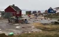 На Гренландию обрушились землетрясение и цунами