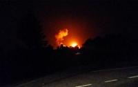 Глава Минобороны назвал точное количество боеприпасов во время пожара в Ичне