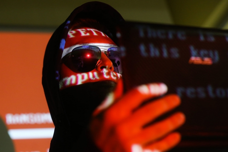 Вирус-шифровальщик вырубает интернет-ресурсы русских СМИ