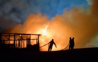 Взрыв на газопроводе в Польше: сгорело три жилых дома (видео)