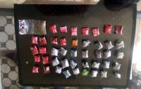 Полиция Одессы задержала наркосбытчиков