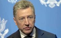 США готовы к новым форматам встреч по урегулированию ситуации на Донбассе, - Волкер