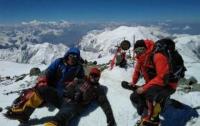 Украинские альпинисты покорили самую высокую точку Памира