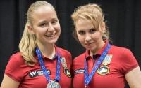 Украинки завоевали несколько медалей на ЧЕ по бильярду