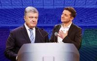 Дебаты Порошенко и Зеленского хорошо сказались на украинской демократии