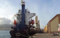 В Греции попало в аварию судно с украинским экипажем, перевозившее боеприпасы