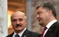Порошенко обсудил с президентом Беларуси перспективы двусторонних отношений