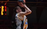 Украинец стал лучшим баскетболистом в чемпионате Греции