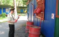 В детских лагерях Житомирской области небезопасно