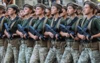 В Армию Украины записались десятки тысяч женщин