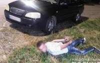 На Винниччине полиция задержала похитителя такси
