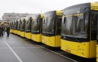 Киев закупит две сотни автобусов, троллейбусов и трамваев