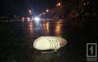 Жуткое ДТП на Днепропетровщине: иномарка сбила беременную женщину