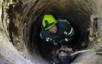 В Кировоградской области спасатели достали из канализационного люка девушку и парня