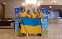 Украинский школьник достойно выступил на Олимпиаде в Корее