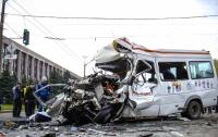 Подозреваемого в смертельном ДТП в Кривом Роге выписали из больницы