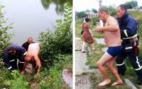 На Житомирщине мужчину затянуло в шлюзы гидроэлектростанции
