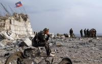 На Донбассе погиб украинский военный, пятеро ранены