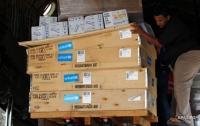 ООН отправила на Донбасс 100 тонн гуманитарной помощи