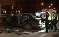 В Киеве прогремел взрыв на парковке, есть пострадавший