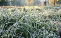 ГСЧС предупреждает о заморозках в канун Пасхи
