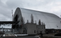 Новый безопасный конфайнмент накроет ЧАЭС