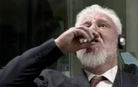 Умер хорватский генерал, принявший яд в Гаагском трибунале