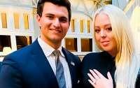 Дочку Трампа позвали замуж