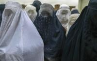 В Австрии запретили носить паранджу