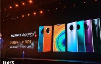 Huawei представила дешеві версії флагманських смартфонів